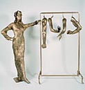 Judith Peck 50 years of Sculpture
